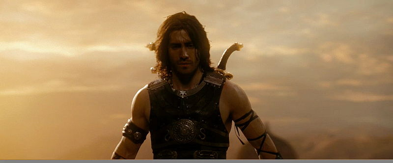 PRINCE OF PERSIA: LE SABBIE DEL TEMPO FILM AL CINEMA: TRAILER VIDEO STREAMING
